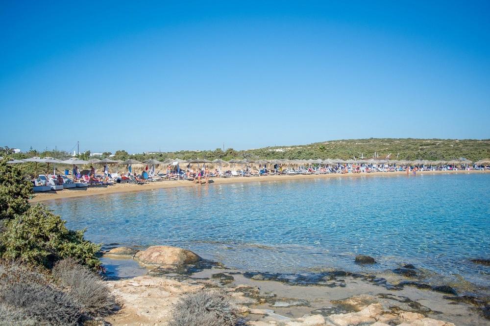 best paros beaches